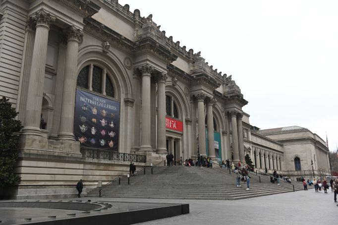 The Metropolitan Museum of Art said