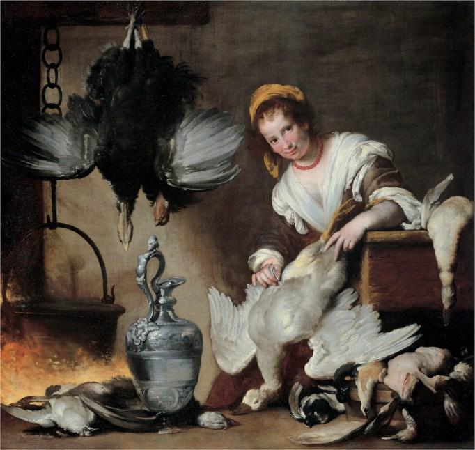 Bernardo Strozzi's 'The Cook' (ca. 1625)