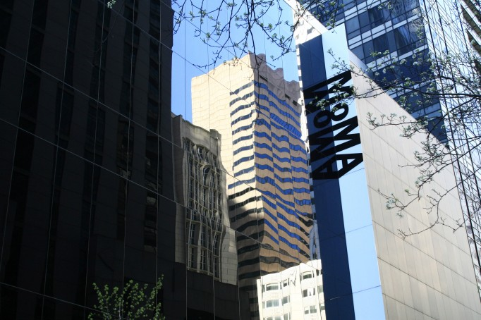 MOMA, Museum of Modern Art building