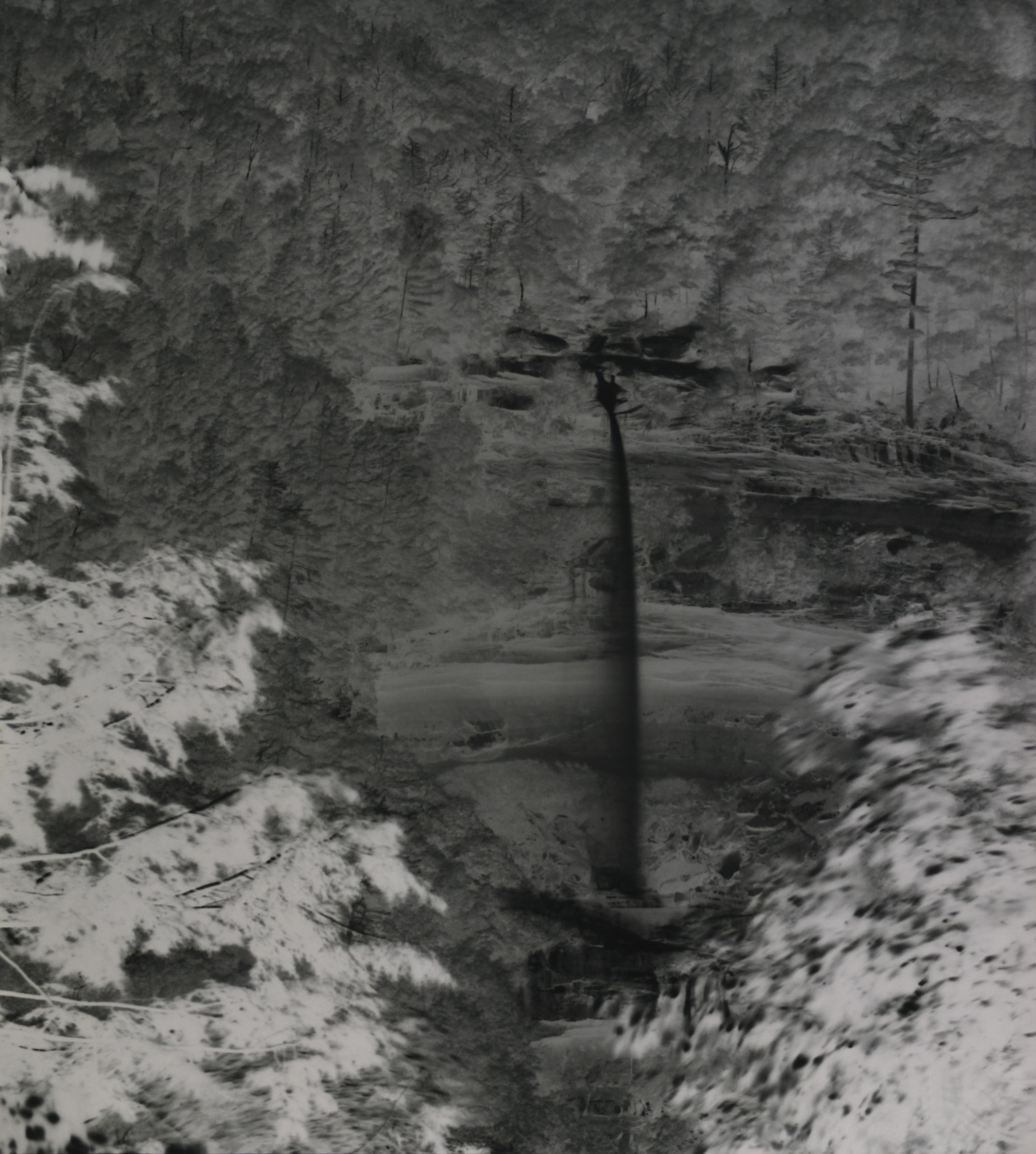 Shi Guorui, 'Kaaterskill Falls, Catskill Mountains, New York,' 2019.