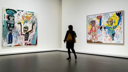 Paintings by Jean-Michel Basquiat