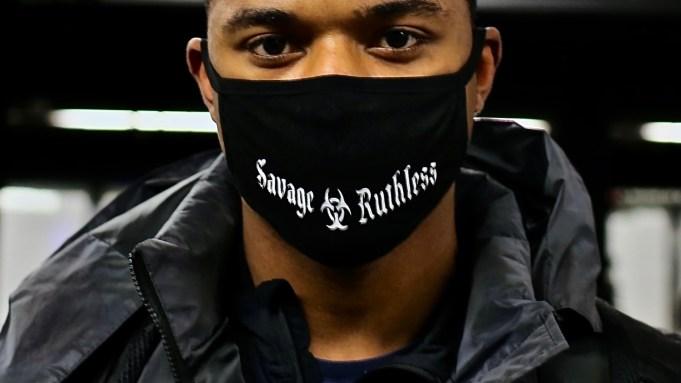 Ruben Natal-San Miguel, 'Savage & Ruthless',
