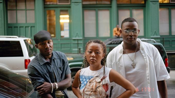Nikki S. Lee Hip Hop Project