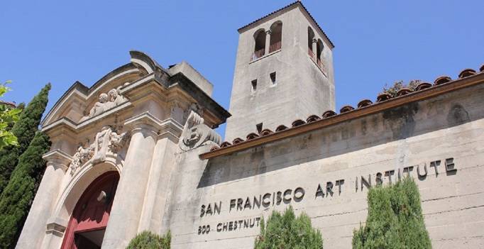 The San Francisco Art Institute.