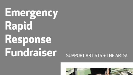 MOCAD's Emergency Rapid Response Fundraiser featuring