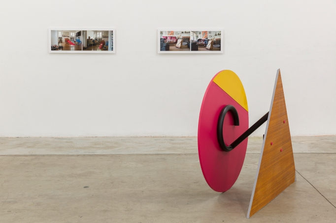 Ken Ehrlich's exhibition Dysfunctional Furniture with