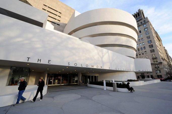 Solomon R. Guggenheim Museum in New