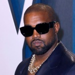Kanye WestVanity Fair Oscar Party, Arrivals,