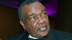 Curator Dr. David Driskell takes part
