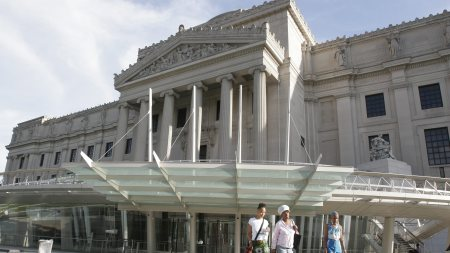 The Brooklyn Museum.