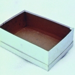 Gabriel Orozco, 'Empty Shoe Box (Caja