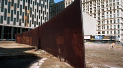 Richard Serra's 'Tilted Arc' was removed in 1989.