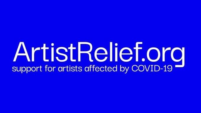 Artist Relief.