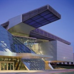 The Akron Art Museum.