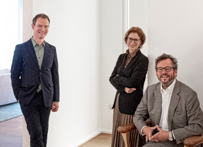 Marc Payot, Manuela Hauser, and Iwan