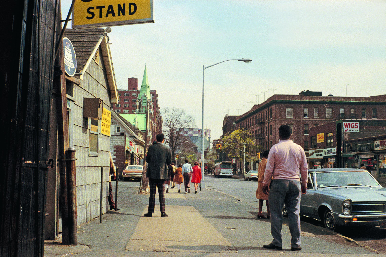 Queens, New York, April 1972