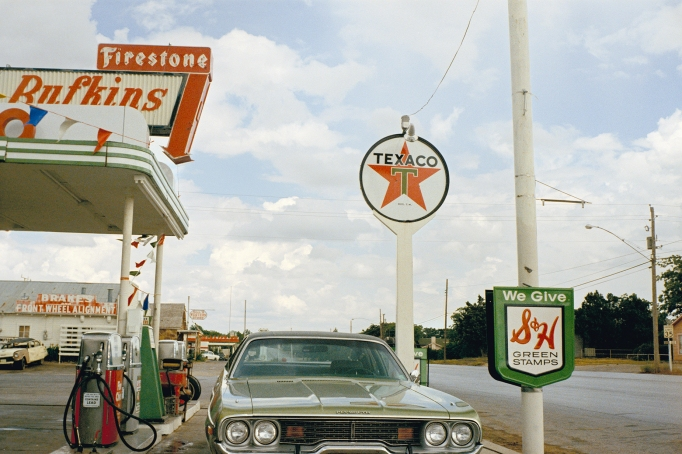 Mineral Wells, Texas, June 1972