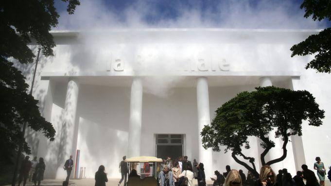 The 2019 Venice Biennale.