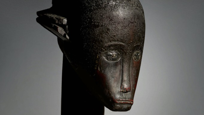 The Fang-Betsi reliquary statue headed to
