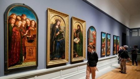 A Jan van Eyck show in
