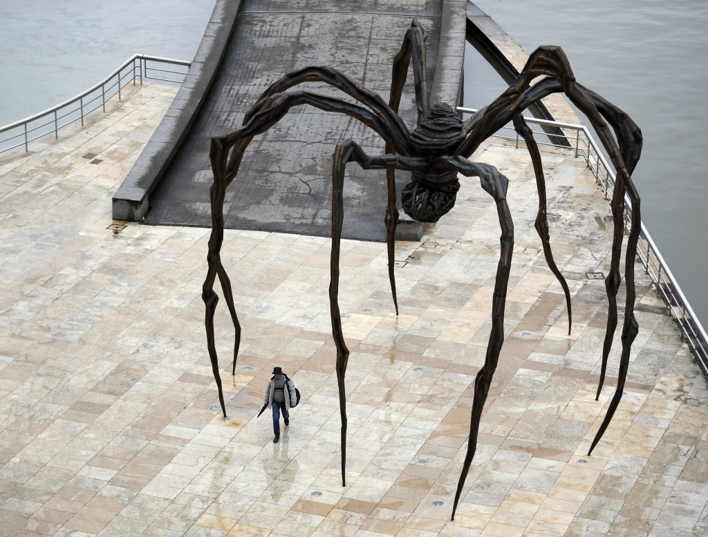 Louise Bourgeois's Iconic Spider Sculptures Have a Surprising History