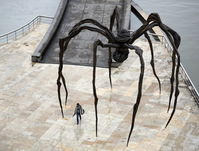 An edition of Louise Bourgeois's 'Maman'