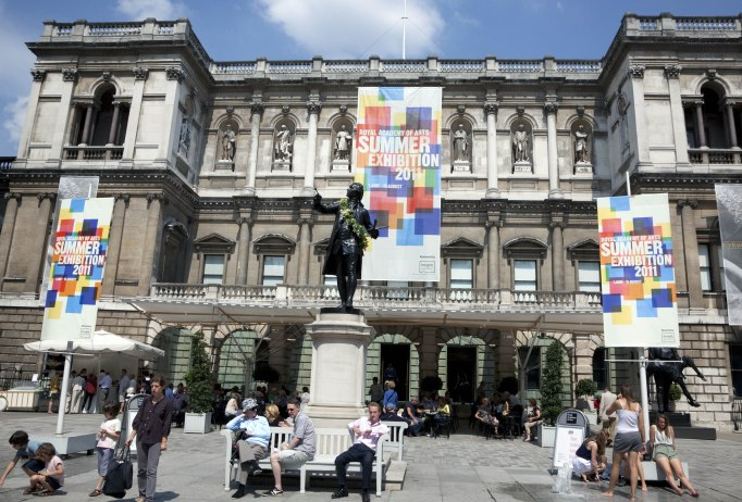 The Royal Academy of Arts in