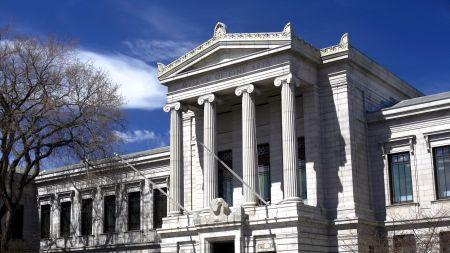 The Museum of Fine Arts Boston.