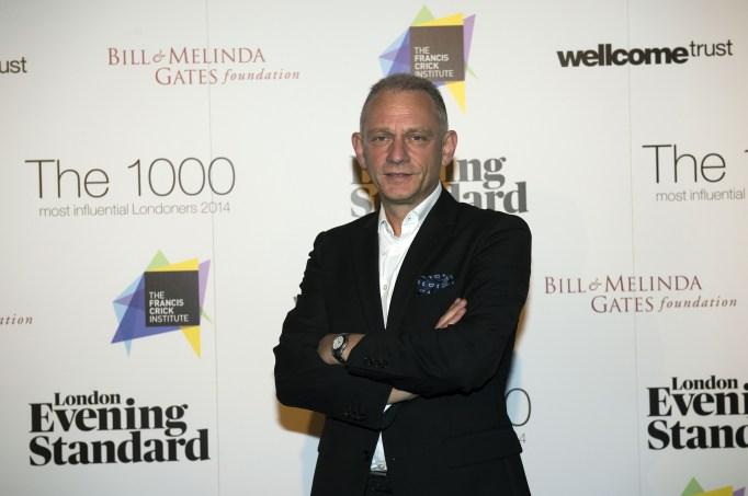 Neil Mendoza, entrepreneurEvening Standard 1000 Most