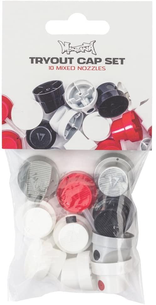 Pack of 5 Dartfords Replacement Aerosol Nozzles