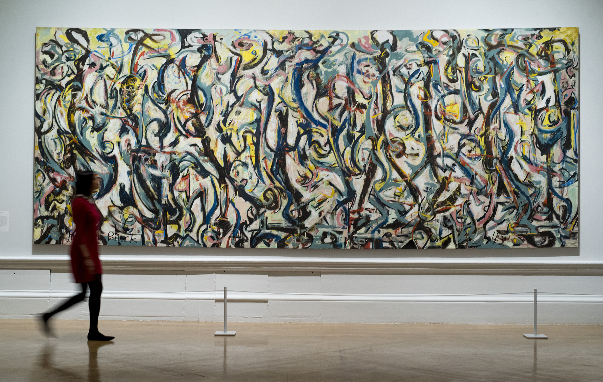 Where Is Jackson Pollock's 'Mural'? – ARTnews.com