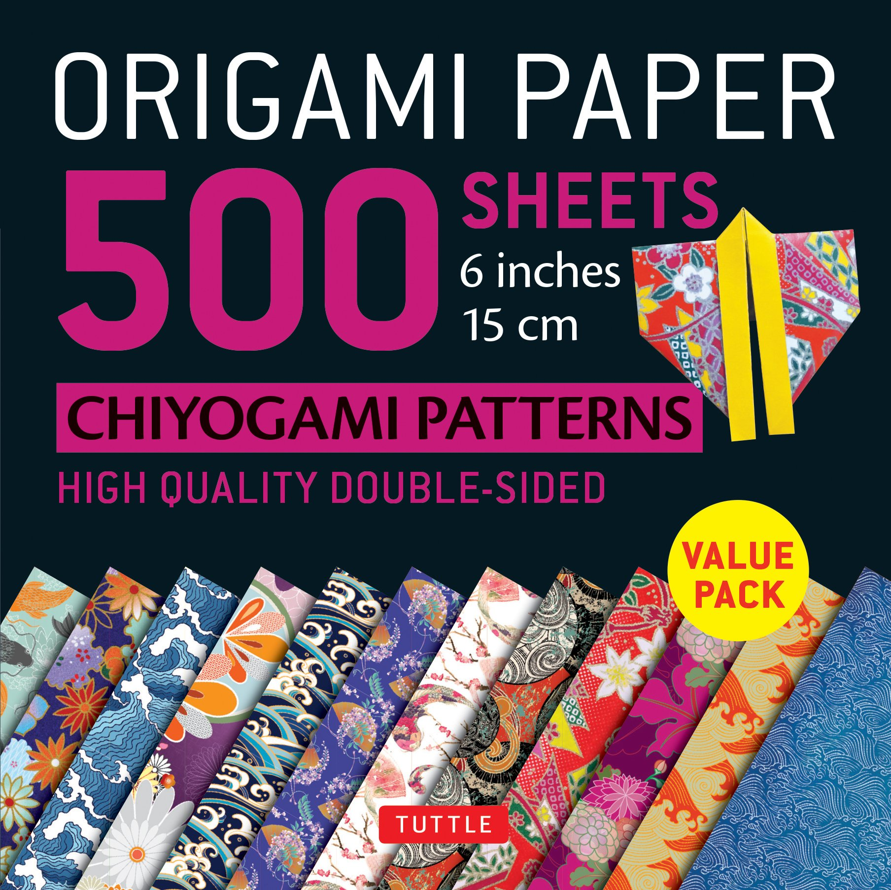 Origami Paper: The Best Material Choice For Easy Origami » Early ... | 1807x1808