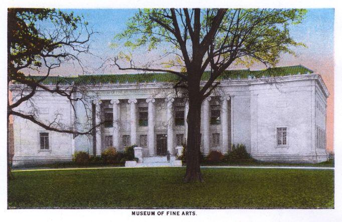 Museum of Fine Arts Houston Texas