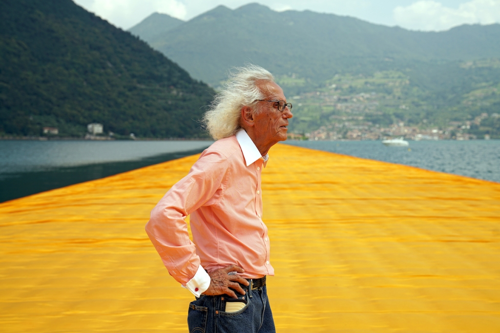 Christo, Fearless Maker of Massive Public Artworks, Has Died at 84