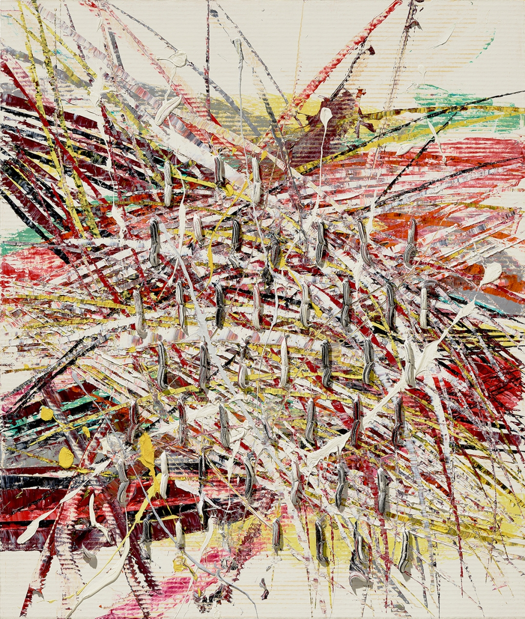 For 48 Hours Only, Gagosian Is Offering a Mark Grotjahn Painting for $800,000