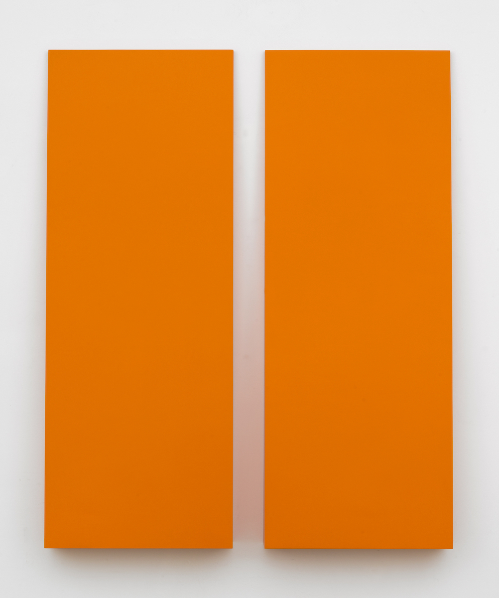 Carmen Herrera, 'Untitled,' 2007, acrylic on wood