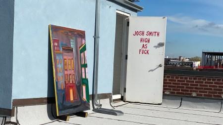 Josh Smith's latest works will be