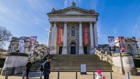 Tate Britain.