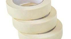 Sticky paper tape