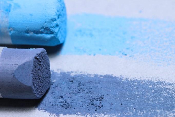 Soft pastel techniques