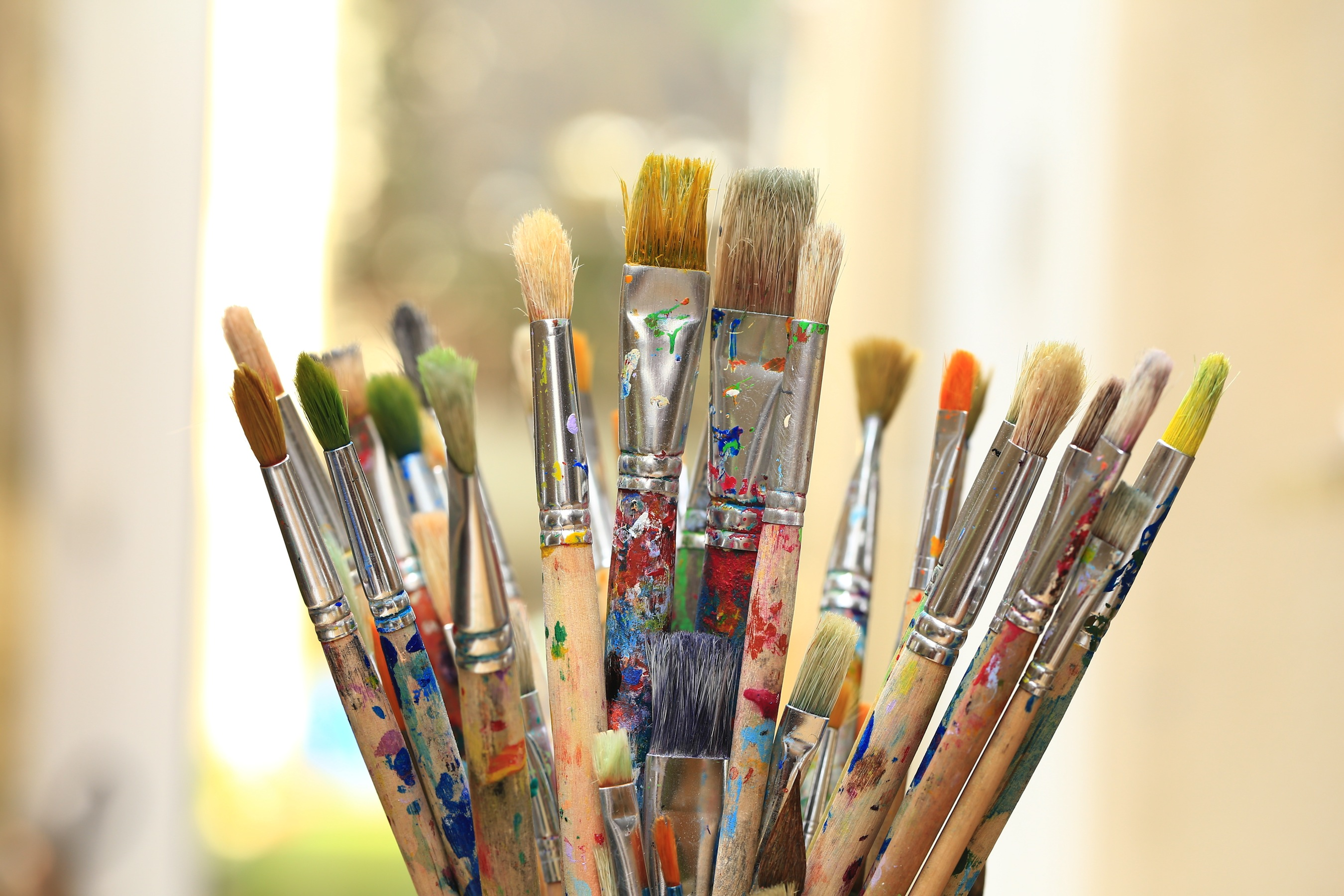 Best oil paint brushes for photoshop