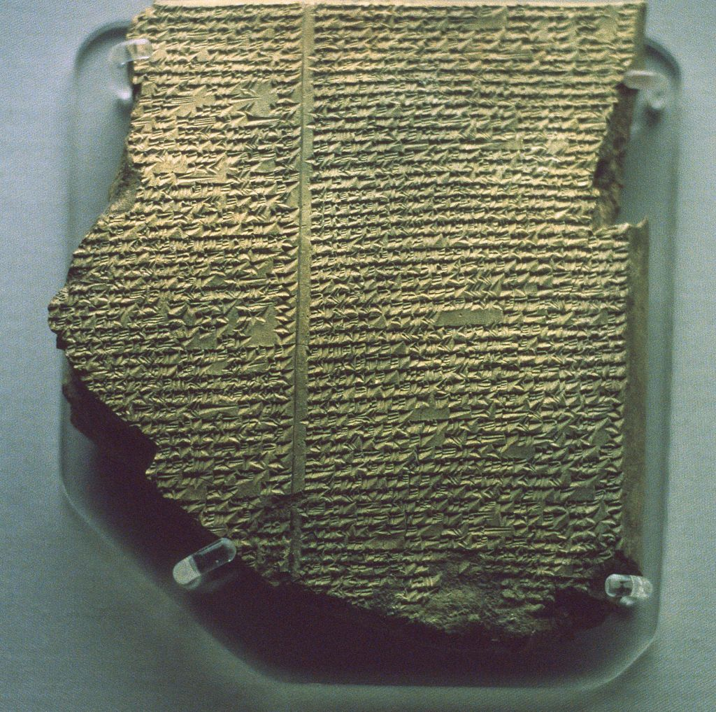 Gilgamesh Tablet Allegedly Looted from Iraq Becomes Subject of Legal Dispute