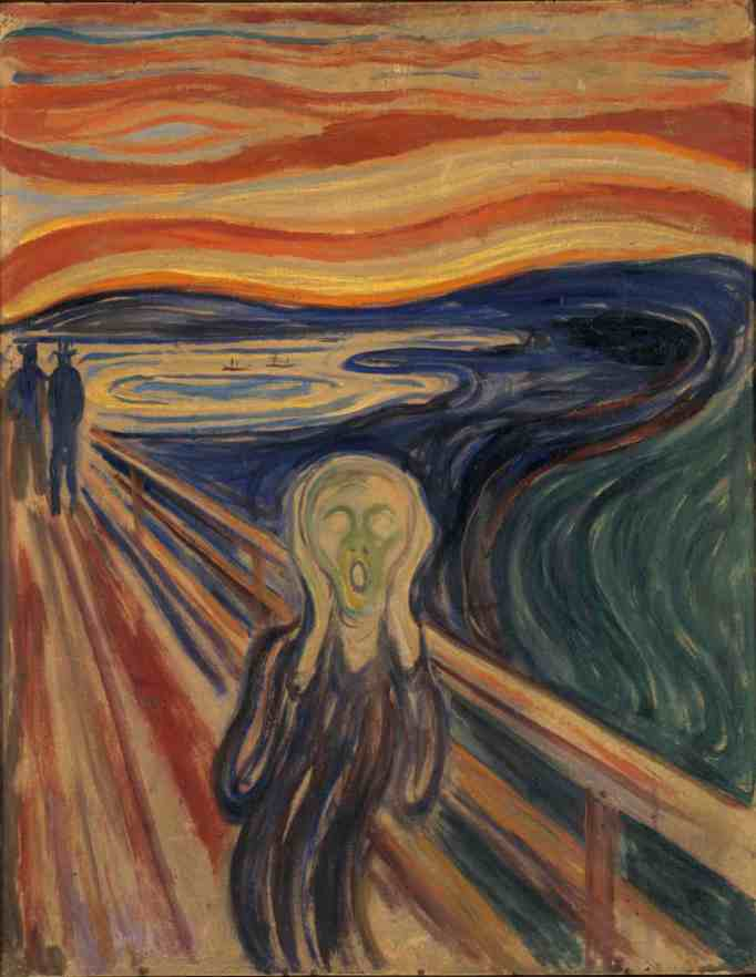 Experts Reveal Humidity Is Fading Colors in Munch's 'The Scream' – ARTnews.com