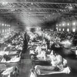 Spanish flu, Camp Funston, Kansas