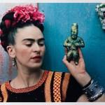 Frida Kahlo portrait Nickolas Muray Coyocan