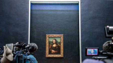 Leonardo da Vinci's 'Mona Lisa' in