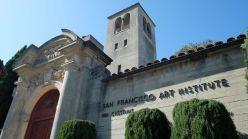 The San Francisco Art Institute.