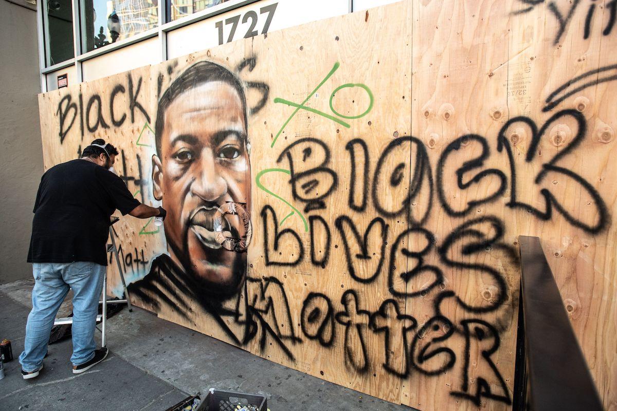 Art World Launches Initiatives to Support Black Lives Matter Movement –  ARTnews.com