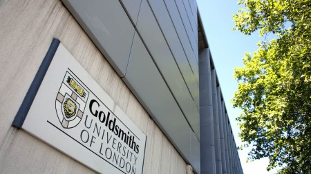 Goldsmiths, University of London.