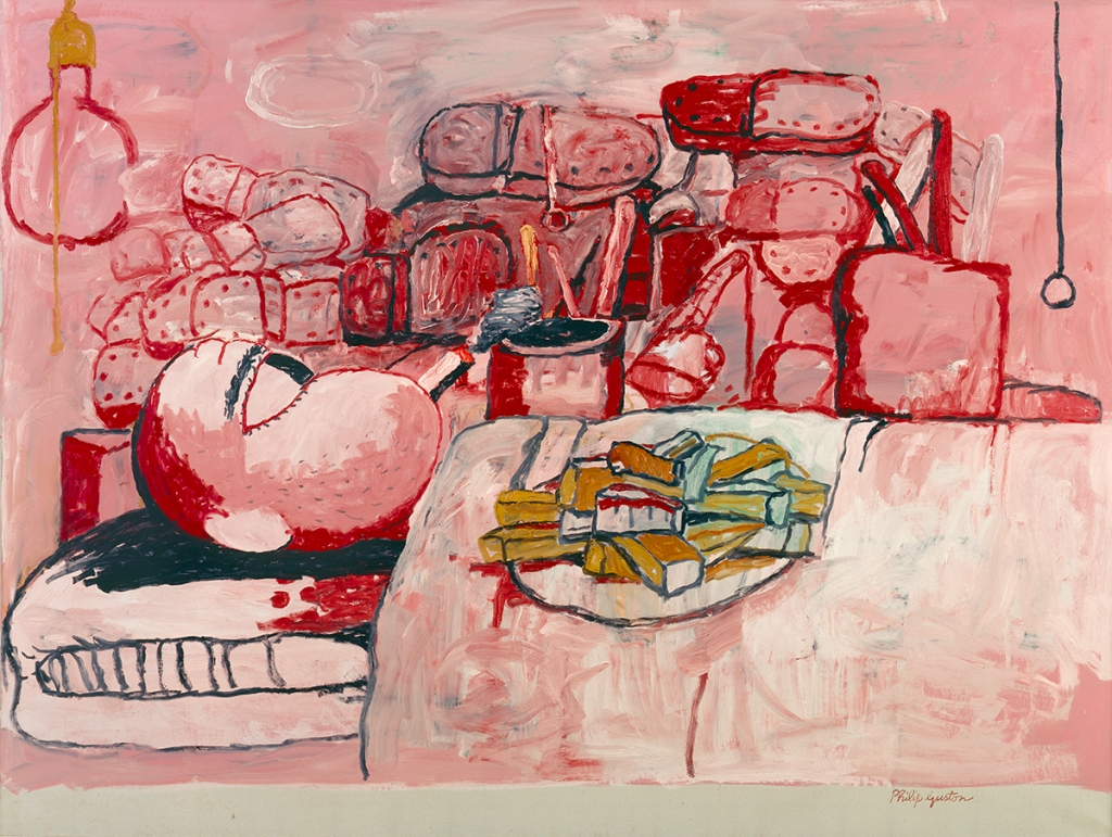 Philip Guston Blockbuster Pushed Back to 2024 Amid Concerns Over KKKImagery